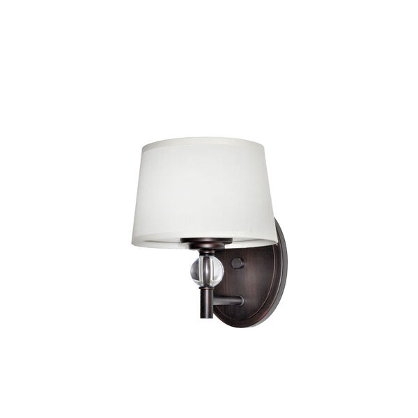 Rondo Oil Rubbed Bronze One-Light Wall Sconce, image 3