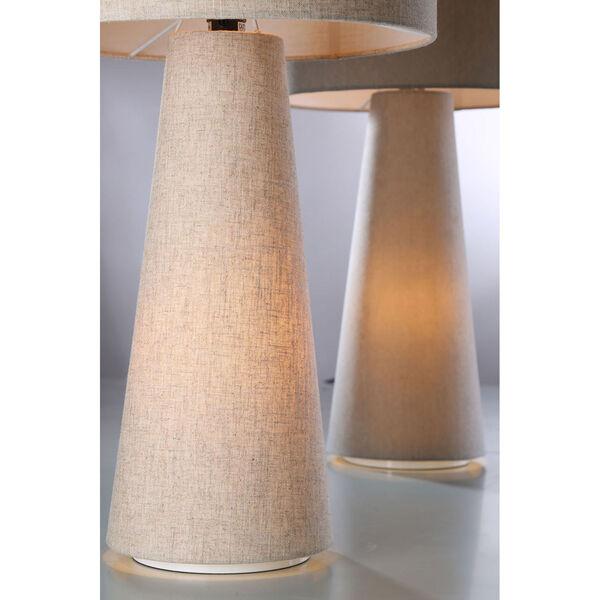 Montebello Light Beige One-Light Table Lamp, image 3