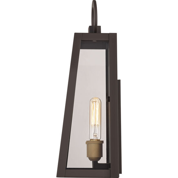 Poplar Point Old Bronze Two-Light Outdoor Wall Mount, image 5