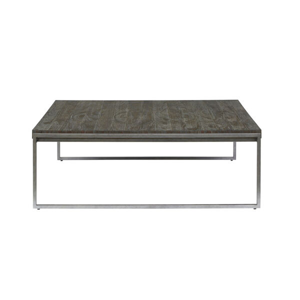 Thiago Brown Square Cocktail Table, image 3