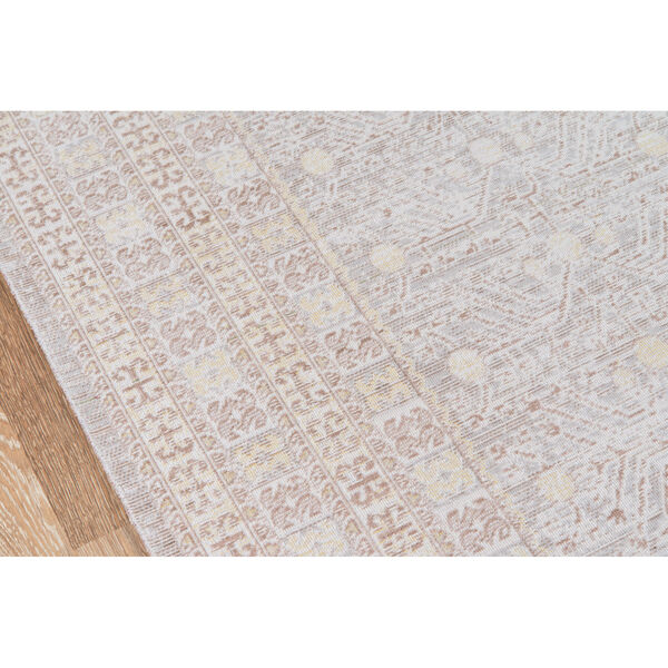Isabella Tribal Gray Rectangular: 9 Ft. 3 In. x 11 Ft. 10 In. Rug, image 4
