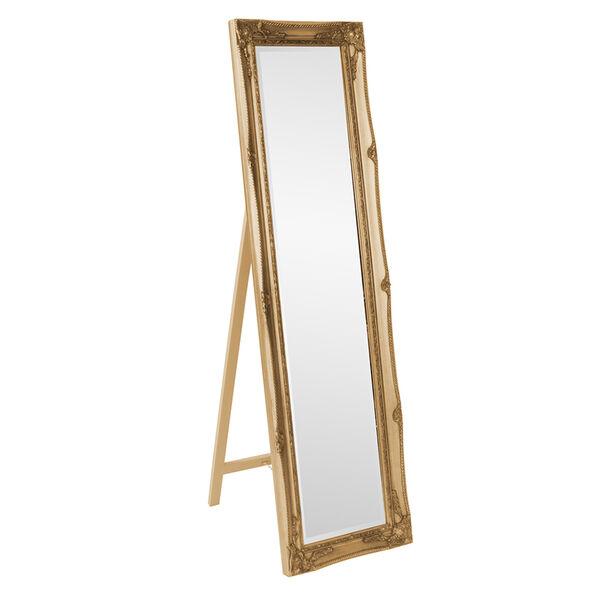 Queen Ann Standing Mirror, image 1