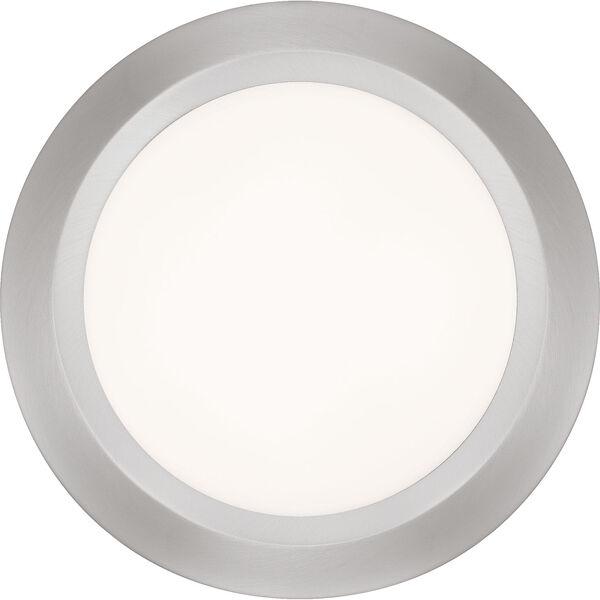 Verge Brushed Nickel LED Flush Mount, image 5