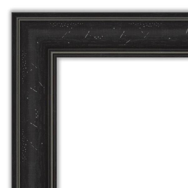 Shipwreck Black 32W X 26H-Inch Bathroom Vanity Wall Mirror, image 2