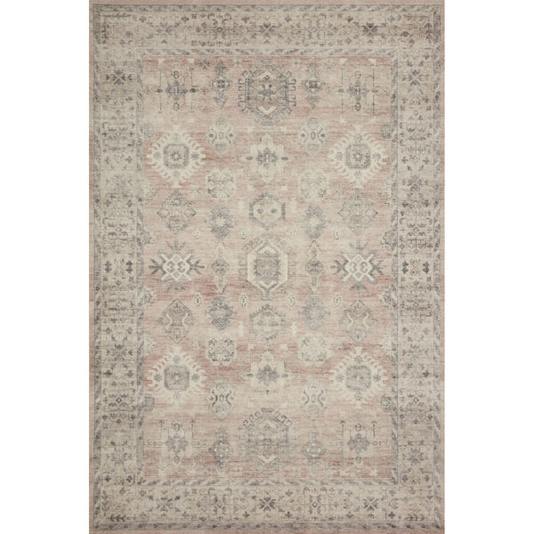 Hathaway Java Multicolor Rectangular: 7 Ft. 6 In. x 9 Ft. 6 In. Rug, image 1