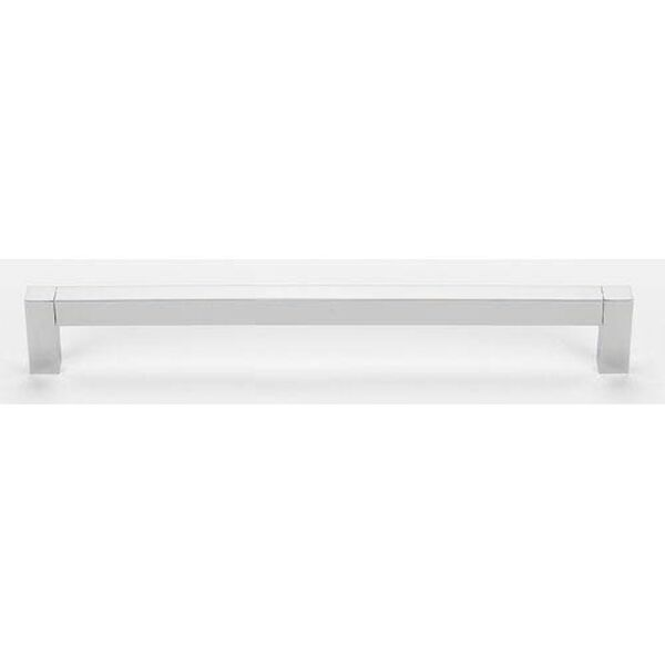 Polished Chrome Brass 12-Inch Appliance Pull, image 1