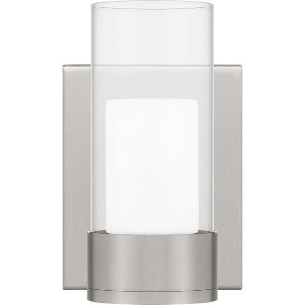 Logan Brushed Nickel LED Wall Sconce, image 3
