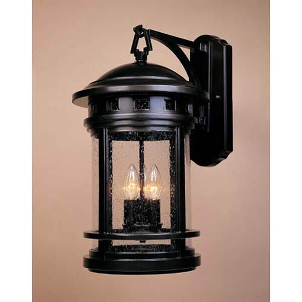 Sedona Oil Rubbed Bronze Four-Light Outdoor Wall Mounted Light, image 1
