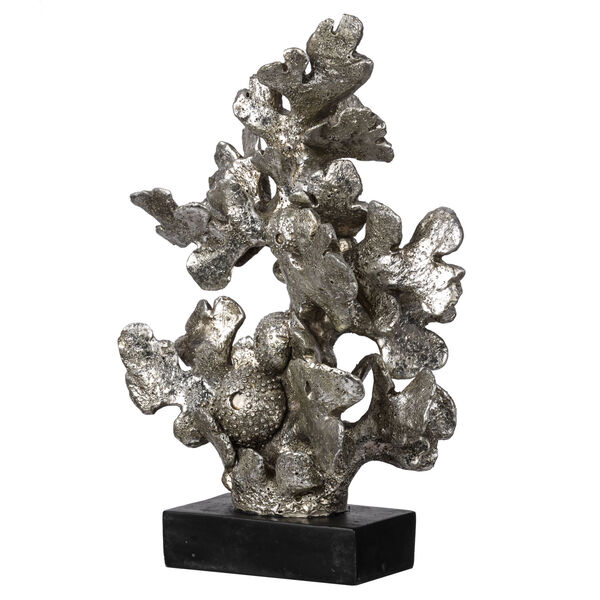 Silver 13-Inch Table Sculpture, image 1