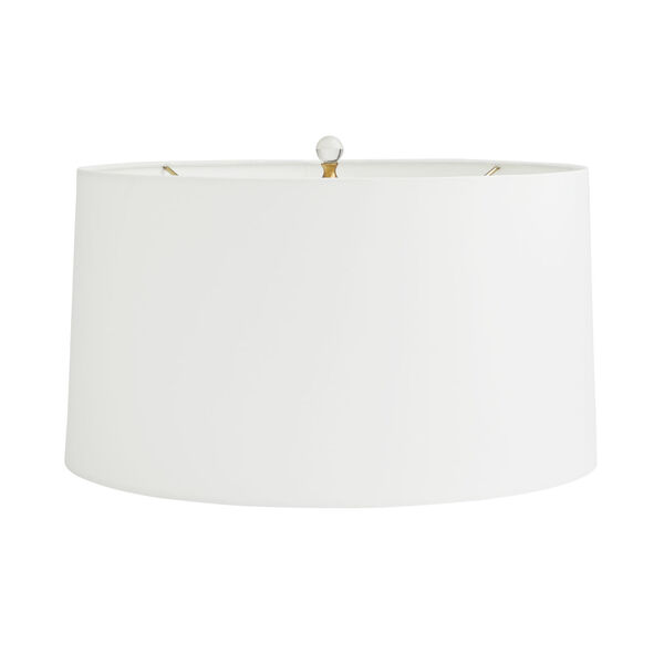 Gaelen Frosted Mercury One-Light Table Lamp, image 5