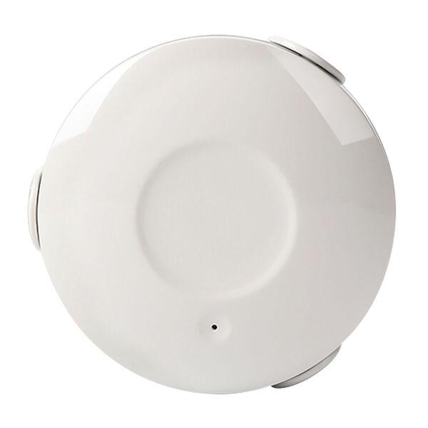 White Smart Wi-Fi Condo Alarm Kit with 720p Camera, image 5