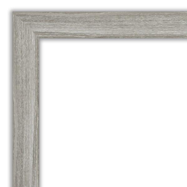 Dove Gray Bathroom Vanity Wall Mirror, image 2