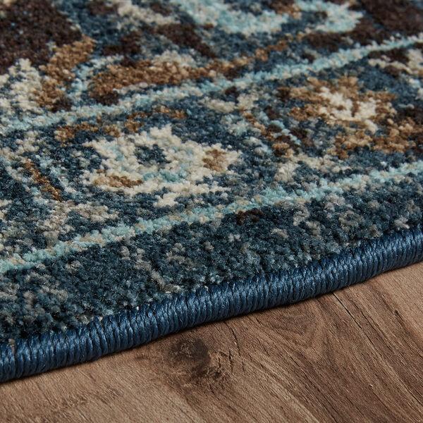 Touchstone Deveron Blue Teal Multicolor Rug, image 3