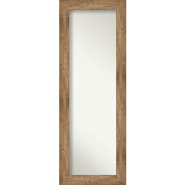 Owl Brown 19-Inch Full Length Mirror, image 1