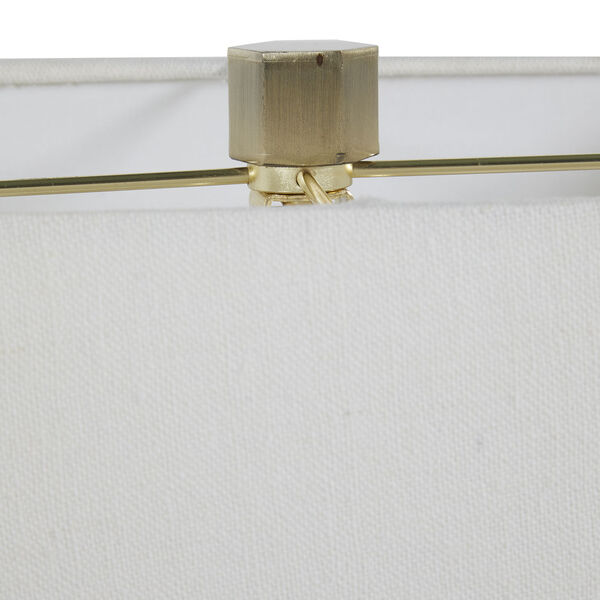 Madden Antique Brass One-Light Table Lamp, image 6