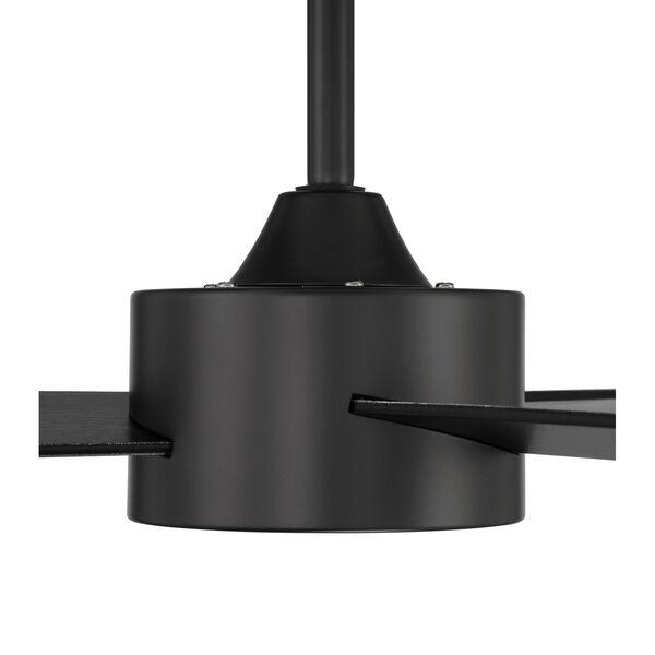 Provision Flat Black 52-Inch Ceiling Fan, image 3