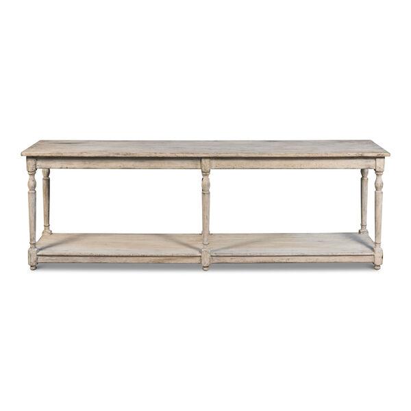 Gray Jensen Console Table, image 2