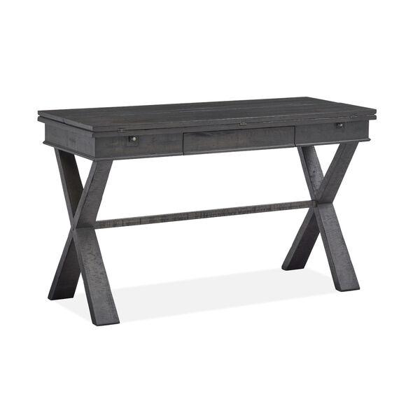 Stepford Gray Flip Top Sofa Table, image 1