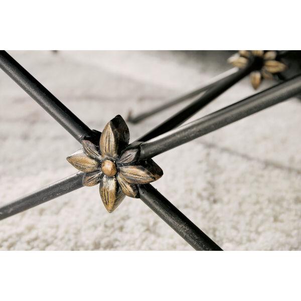 Sanctuary Noir Bed Bench, image 4