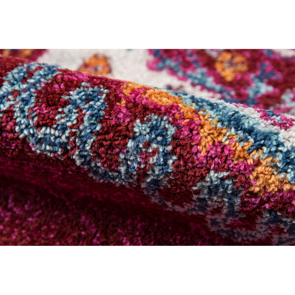 Haley Red Rectangular: 9 Ft. 3 In. x 12 Ft. 6 In. Rug, image 5