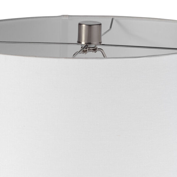 Cullen Blue and Gray One-Light Table Lamp, image 2