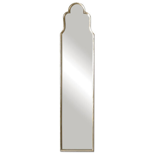 Kenwood Silver Arched Floor Mirror, image 2