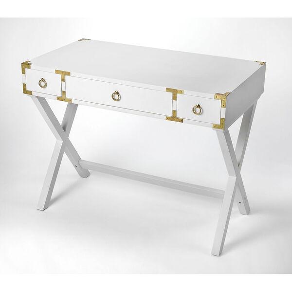 White Desk, image 1