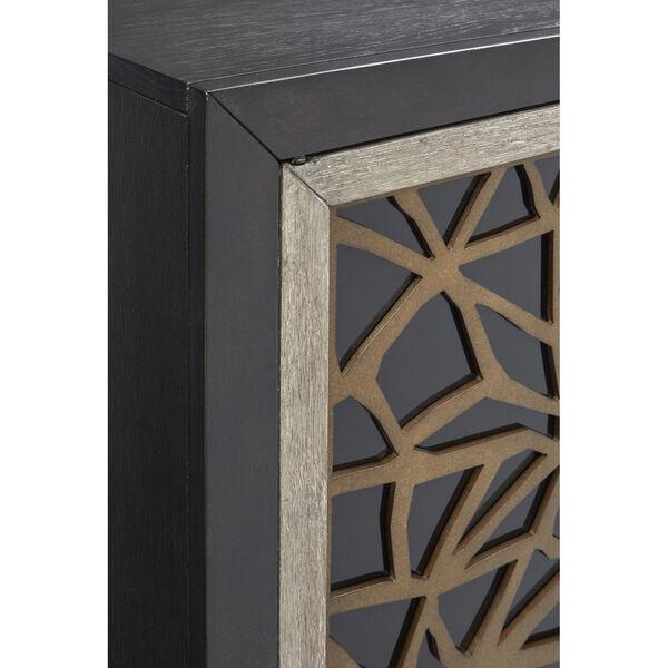 Ryker Black Cabinet, image 6