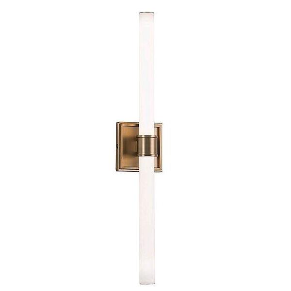 Rona Brass One-Light LED Bath Vanity, image 1