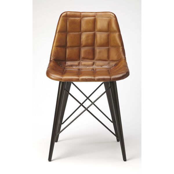 Brown 31-Inch Side Chairs, image 3