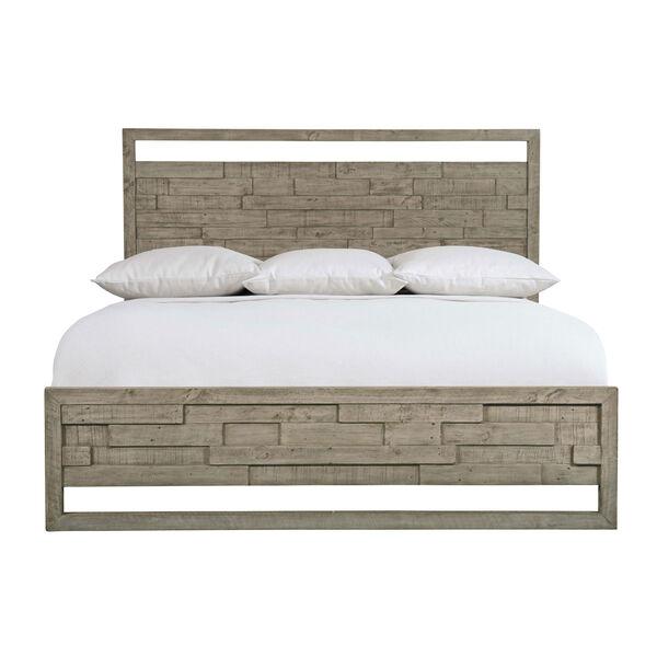Brown Loft Shaw Panel Bed, image 2