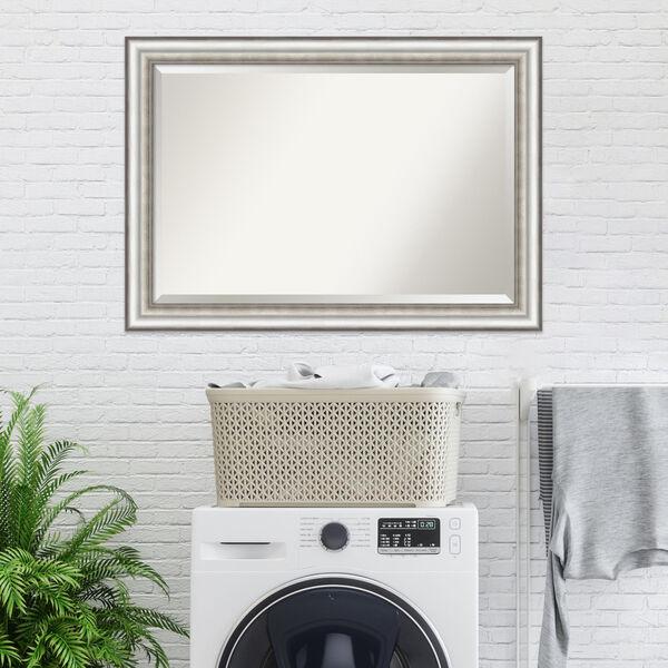 Salon Silver 41W X 29H-Inch Bathroom Vanity Wall Mirror, image 6