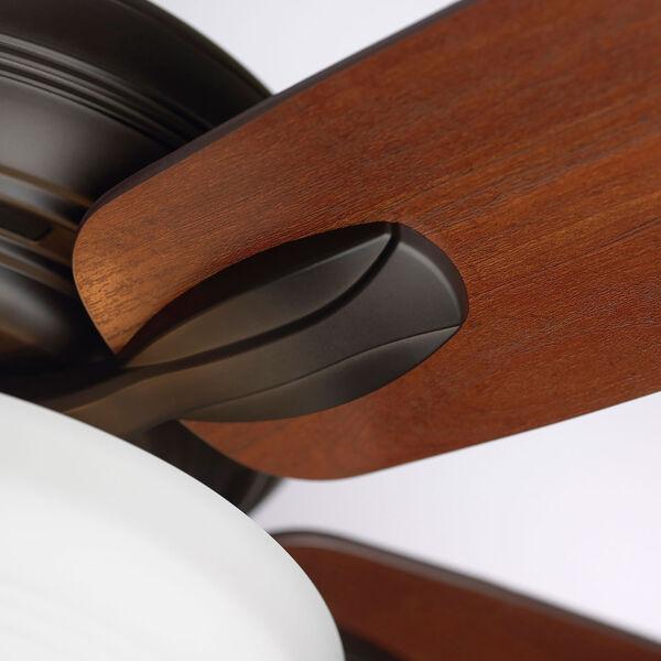 Pro Series Oil Rubbed Bronze Ashland Three Light Ceiling Fan, image 5