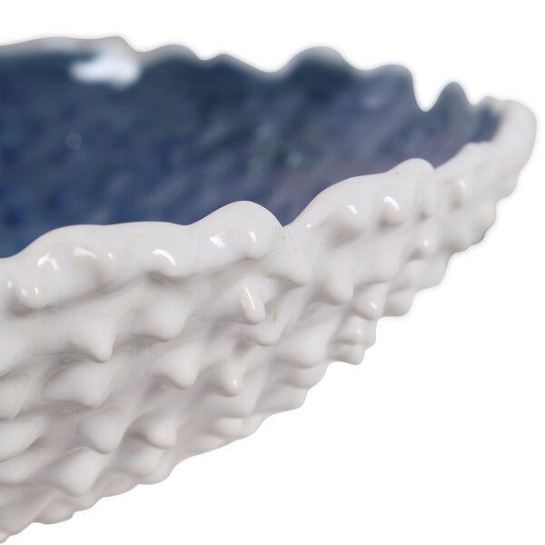 Ciji White Ceramic Bowl, image 3