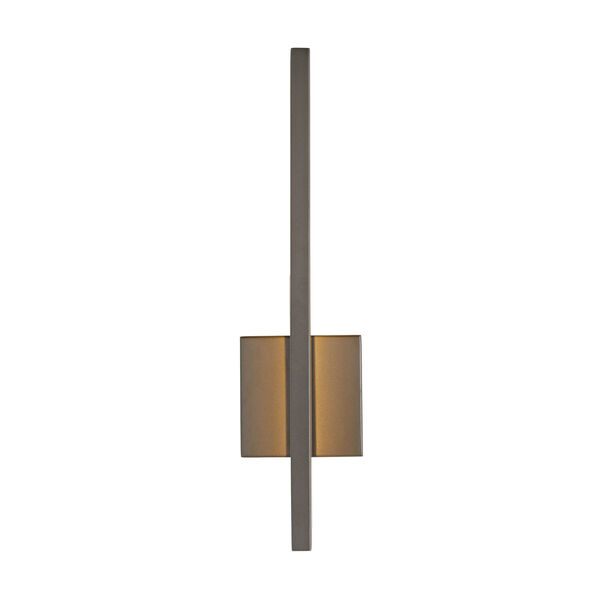Simba Aged Iron Two-Light LED Outdoor Wall Sconce, image 2