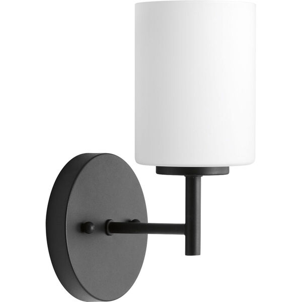 P2131-31 Replay Black 5-Inch One-Light Bath Sconce, image 1
