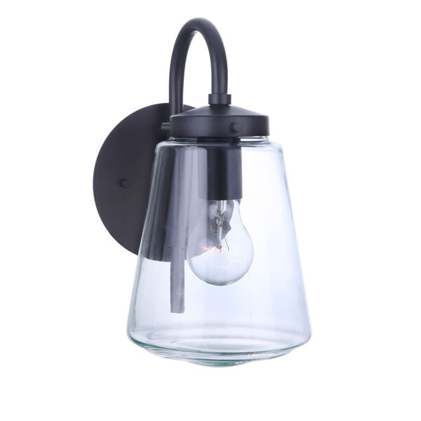 Laclede Midnight Six-Inch One-Light Outdoor Wall Sconce, image 2