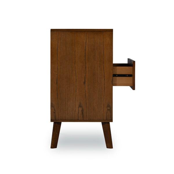 Ian Walnut Dresser, image 6