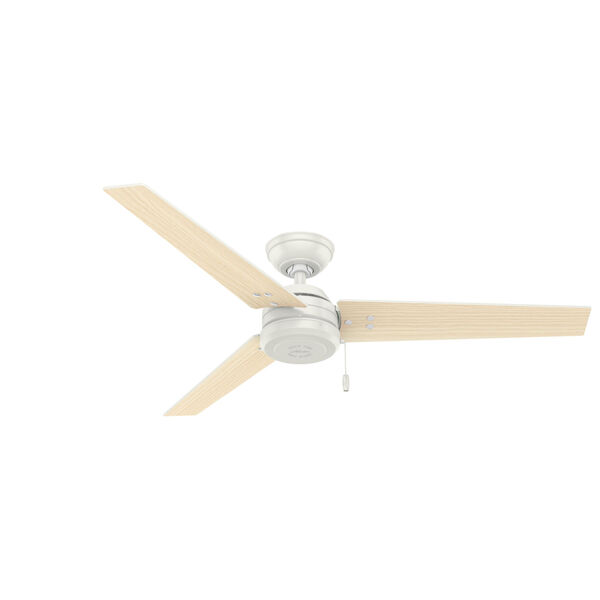 Cassius Fresh White 52-Inch Outdoor Ceiling Fan, image 3