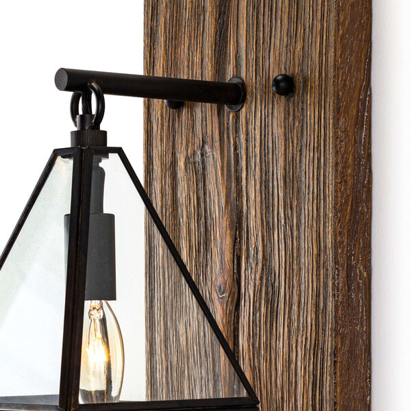 Terra Brown One-Light Wall Sconce, image 2