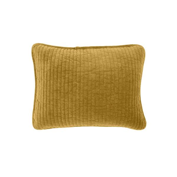 Stonewashed Velvet Tuscan 12 In. X 16 In. Throw Pillow, image 1