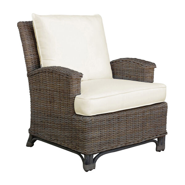 Exuma Lounge Chair with Cushion, image 1