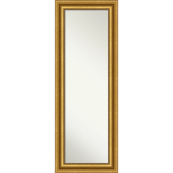 Parlor Gold 20W X 54H-Inch Full Length Mirror, image 1
