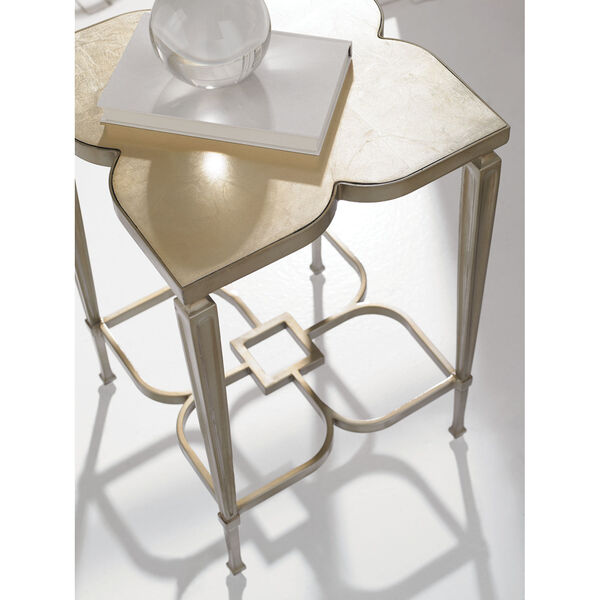 Classic Gold Lucky Charm End Table, image 5