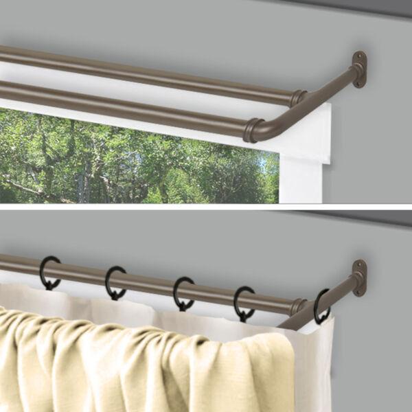 Blackout Double Curtain Rod, image 2