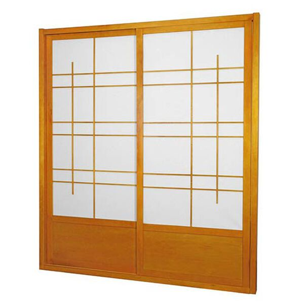 Honey Eudes Shoji Sliding Door Kit, image 1