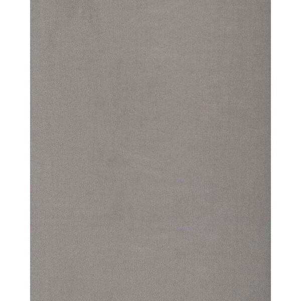 Platinum 96 x 50-Inch Grommet Blackout Faux Silk Taffeta Curtain Single Panel, image 6