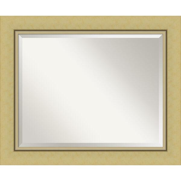 Landon Gold 34W X 28H-Inch Bathroom Vanity Wall Mirror, image 1