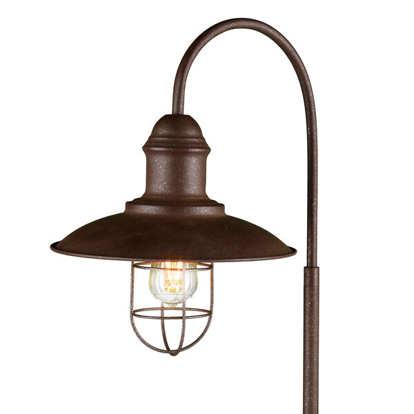 Pinsley Caged Bell Floor Lamp, image 4