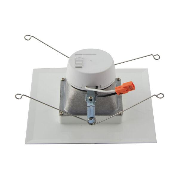 ColorQuick White 7-Inch LED Square Downlight Retrofit, image 3